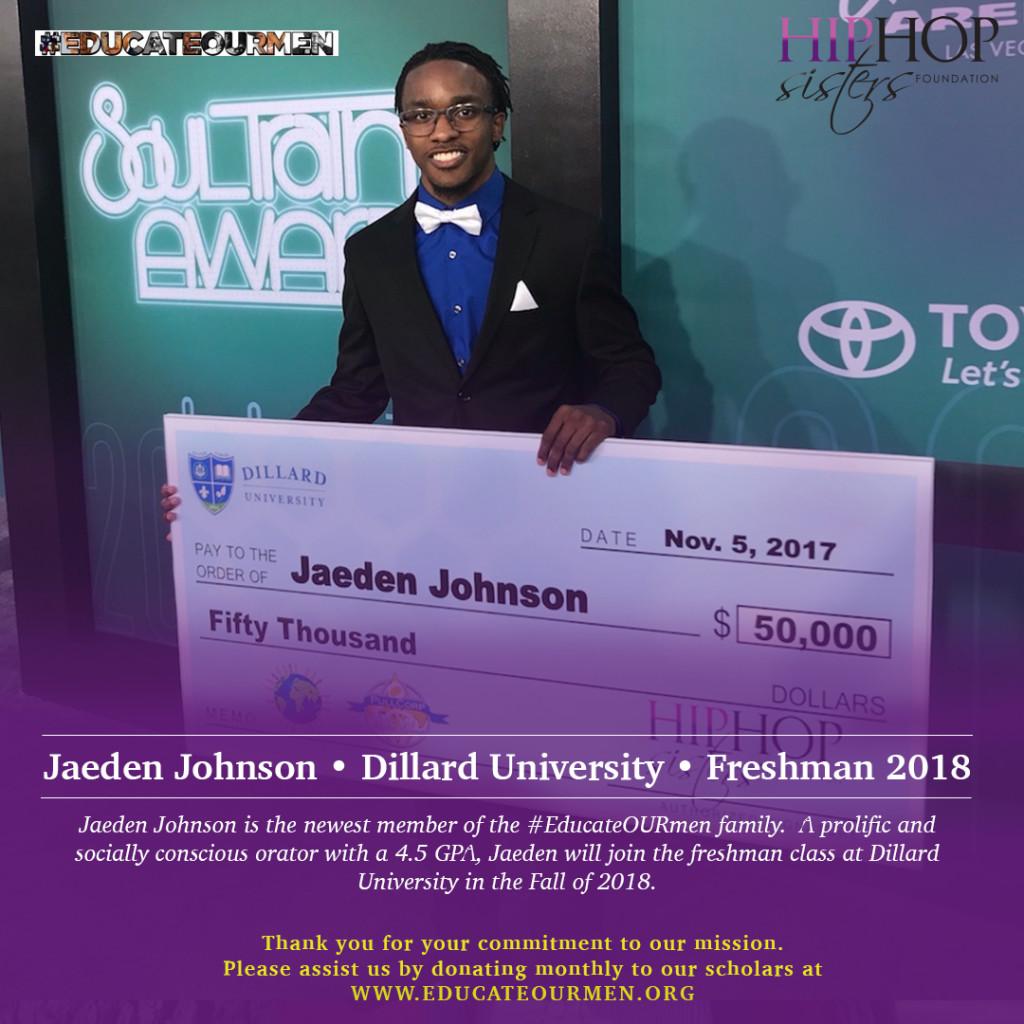 Jaeden Johnson EOM Profile